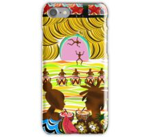 Coconut Groove Club iPhone Case/Skin