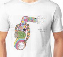 Krazy Straw Unisex T-Shirt