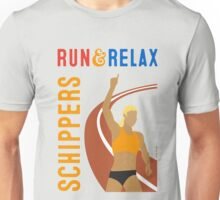 Olympics Holland Running Schippers Unisex T-Shirt