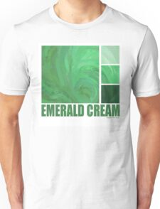Emerald Cream Unisex T-Shirt