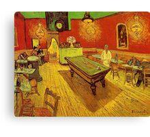 Country Pub by Vincent Van Gogh Canvas Print
