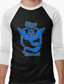 team meeseeks  Men's Baseball ¾ T-Shirt