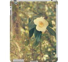 Winter Flowers - Charleston, SC iPad Case/Skin