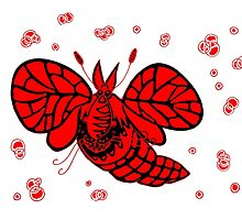 CatFly in red by cuprum