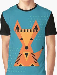 Little Fox, foxy, animal, autumn, forest, wild Graphic T-Shirt