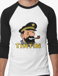 haddock Men's Baseball ¾ T-Shirt