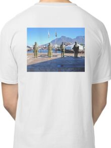 NOBEL SQUARE CAPE TOWN SOUTH AFRICA Classic T-Shirt