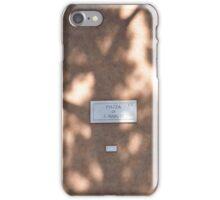 Piazza di S. Marco in Rome iPhone Case/Skin