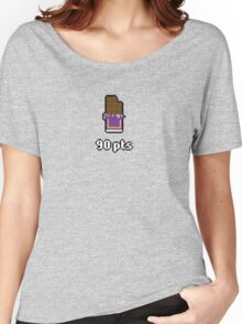 High Score - Chocolate 90pts Women's Relaxed Fit T-Shirt