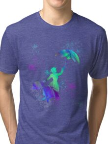 magical mary poppins Tri-blend T-Shirt