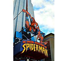 The Amazing Adventures of Spider-Man Photographic Print