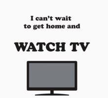 Watch TV! by JoeDigitalMedia