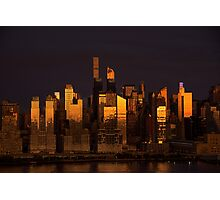 Midtown NYC Photographic Print