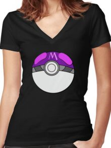 2.B.A. Master Women's Fitted V-Neck T-Shirt