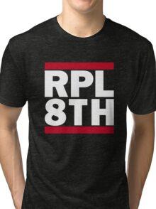 RPL 8TH - Repeal the 8th logo Tri-blend T-Shirt