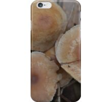 Clustered Wood-Lovers in Oak Leaves iPhone Case/Skin
