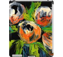 Abstract Tulips Bulbs iPad Case/Skin