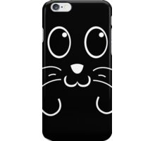 Kitteh - Toby iPhone Case/Skin