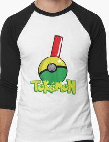Tokemon GO Men's Baseball ¾ T-Shirt
