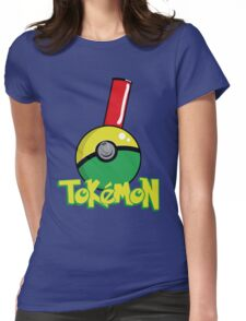 Tokemon GO Womens Fitted T-Shirt