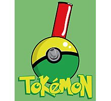 Tokemon GO Photographic Print