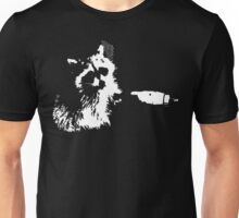Tough Raccoon Unisex T-Shirt