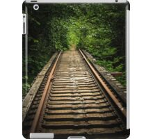 Abandoned Railroad iPad Case/Skin