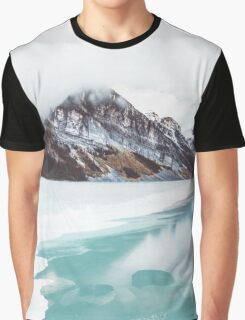 Canadian Mountains Graphic T-Shirt