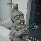 Sculpture_Going Fishing_Gosport_Hampshire_UK by Kay Cunningham