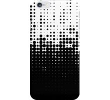 Halftone. iPhone Case/Skin