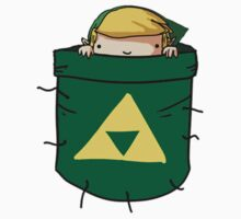 Zelda triforce One Piece - Long Sleeve