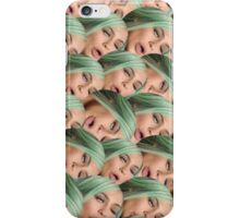 Kylie Jenner Funny Face iPhone Case/Skin