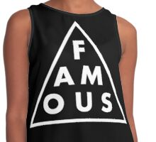 Famous - Cool Shirt Contrast Tank