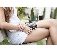 Camera style Photographic Print