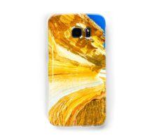 Paint Cliffs Samsung Galaxy Case/Skin