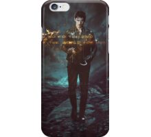 I will follow you to the end iPhone Case/Skin