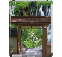 Pathway to Paradise iPad Case/Skin