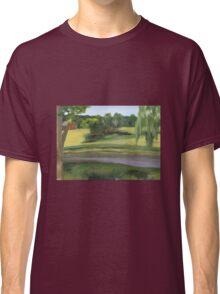 Bennington VT pond Classic T-Shirt