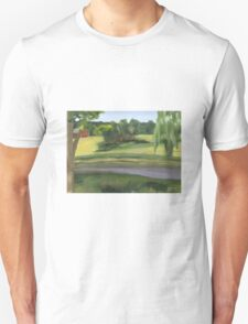Bennington VT pond T-Shirt