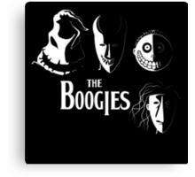 The Boogies Canvas Print
