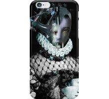 The Sewing Machinist. iPhone Case/Skin