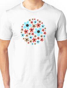 Floral pattern. Unisex T-Shirt