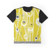 Mustard Meadow Graphic T-Shirt