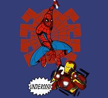 CAPTAIN AMERICA: CIVIL WAR - SPIDER-MAN AND IRON MAN Unisex T-Shirt