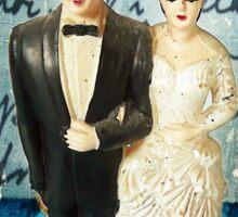 Mr & Mrs Sticker