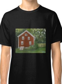 Vermont, red house Classic T-Shirt