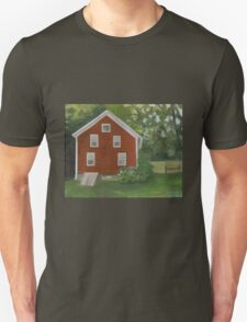 Vermont, red house T-Shirt