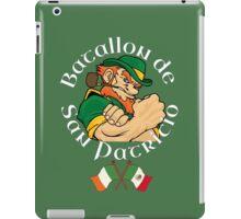 San Patricios Batallon Mexico iPad Case/Skin