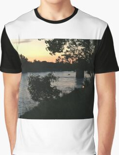 BY the river  Graphic T-Shirt