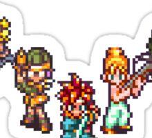 Chrono Trigger - The Team Sticker